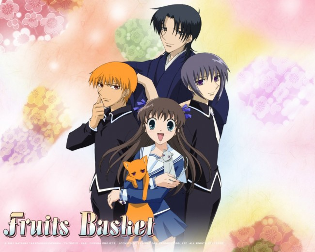 If Kyo is the cat who is Tohru holding? 0__0