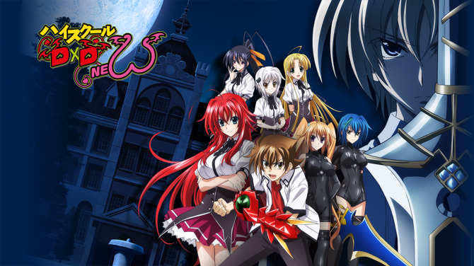 highschool-dxd-review