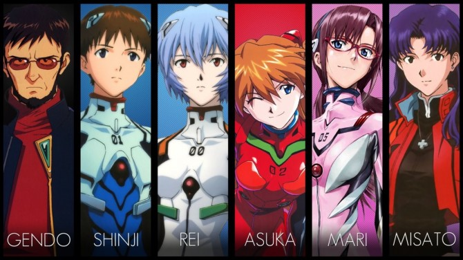 Neon Genesis Evangelion 2.22 You Shall (Not) Advance review