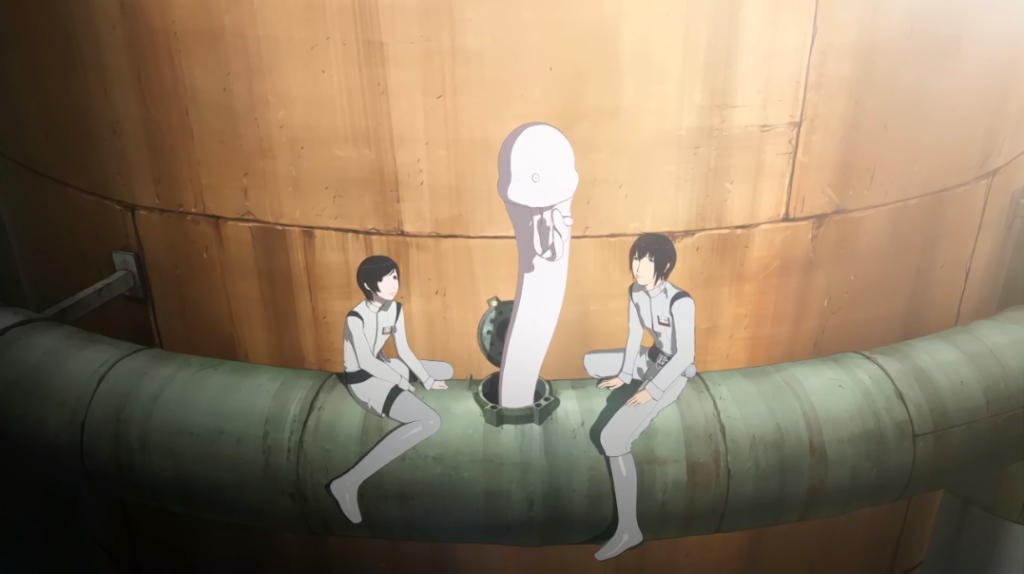 Knights of Sidonia - Battle for Planet Nine review