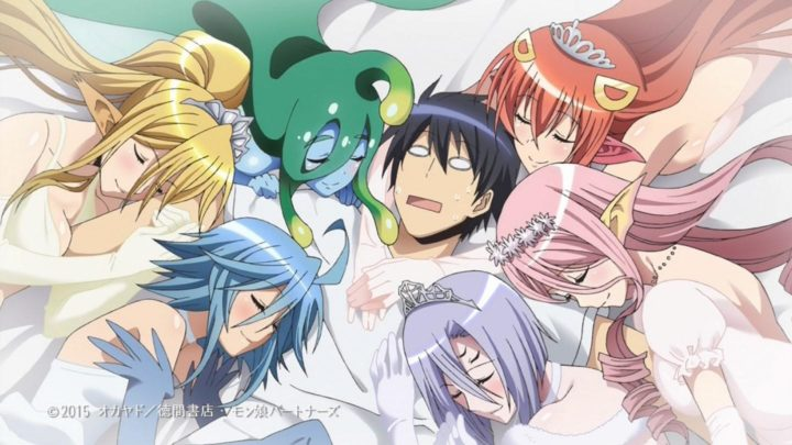 Monster Musume-review